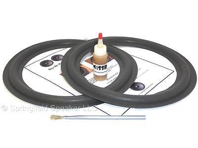 "Sony 12"" 1-505-678-11 Speaker Foam Surround Repair Kit - 1-544-105-11 - 2A12b"