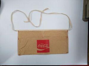 Coca-Cola Vintage Canvas Apron - FREE SHIPPING