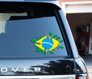 Laptop Doors world cup 2018 Van Poland Flag Splat  funny  Decal Sticker Car