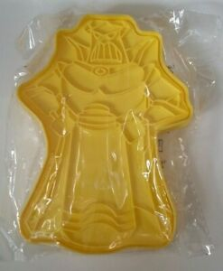Disney-Toy-Story-Emperor-Zurg-Large-Cookie-Cutter-Stamp-NEW