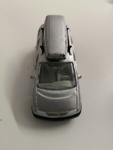 Siku-1046-VW-Sharan-con-caja-plateado-sin-OVP-de-coleccion-rar