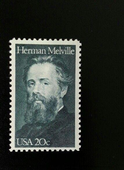 1984 20c Herman Melville, Author Scott 2094 Mint F/VF N
