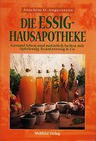 *o- Die ESSIG-Hausapotheke - Joachim H. ANGERSTEIN  tb  (1998)