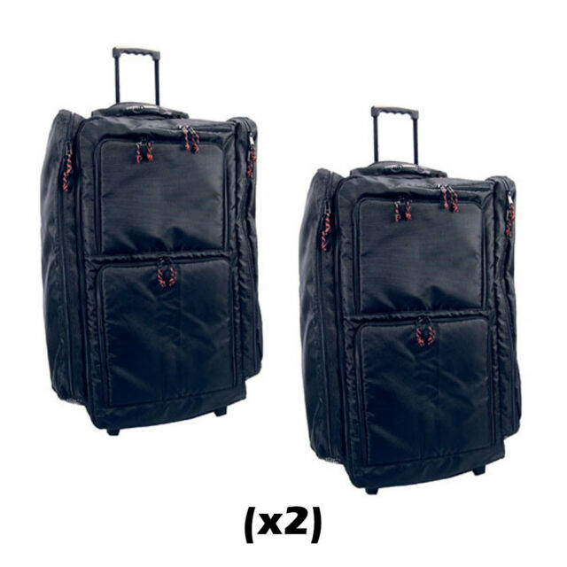 2 NEW Promate Scuba Wheeled Dive Gear Roller Bag Backpack Quantity: 2 Bags