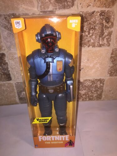"""Fortnite The Visitor 12"""" Figure Epic Games Victory Series"""
