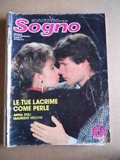 SOGNO Fotoromanzo n°60 1987 ed. Lancio  [G579] * DISCRETO