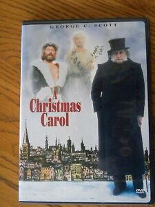 A Christmas Carol - George C Scott - Movie DVD | eBay