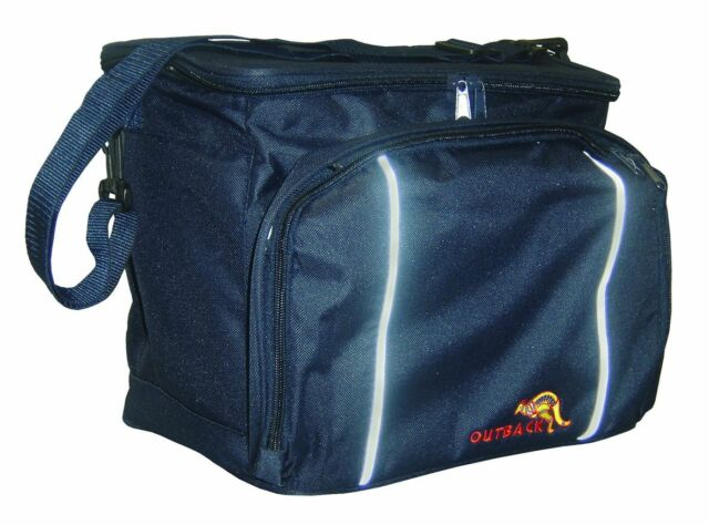 Cooler Bag Insulated with Front Pocket Top Quality Picnic Camping Beach Travel