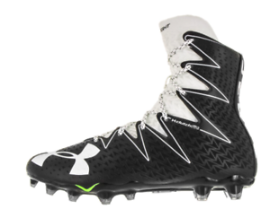 04c733fe9a8f Under Armour Highlight Lux MC Football Cleats White Black CAM UA | eBay