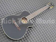 Ibanez AEG10NII-BK Acoustic Guitar - Black
