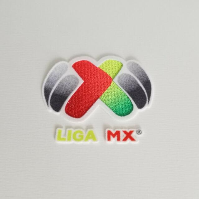 Liga MX Mexico Hot Iron Heat Patch Parche 2019-2020