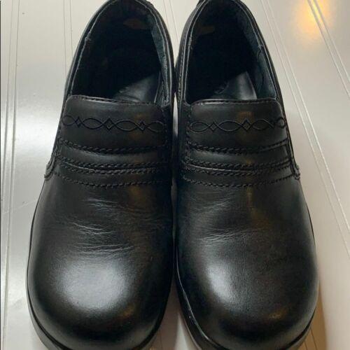 Ariat Black Leather Clog - Sz 7.5