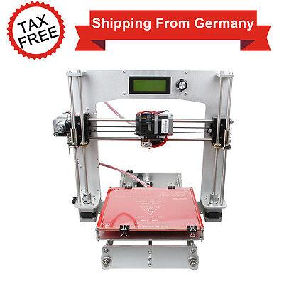 Sin impuestos from DE New Geeetech 3D Impresora Full Aluminum Prusa I3 MK8+LCD