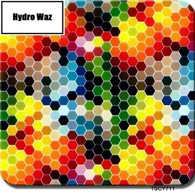 HYDROGRAPHIC WATER TRANSFER Hydro Dipping Dip Print Film ...