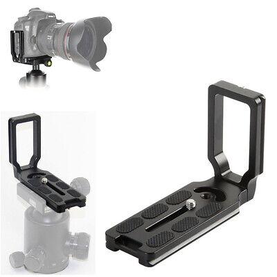 Universal MPU 105 Quick Release L Plate Bracket For Nikon
