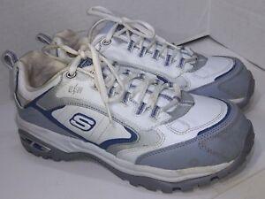 Steel Toe Tennis Shoes 76224WGBL