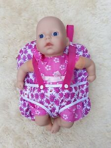 My First Baby Annabell Doll Carrier Backpack Bag Ebay