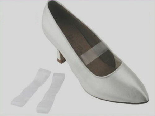 Shoe straps for holding loose shoes, hold clear invisible straps to hold shoes, high heels. f528e5