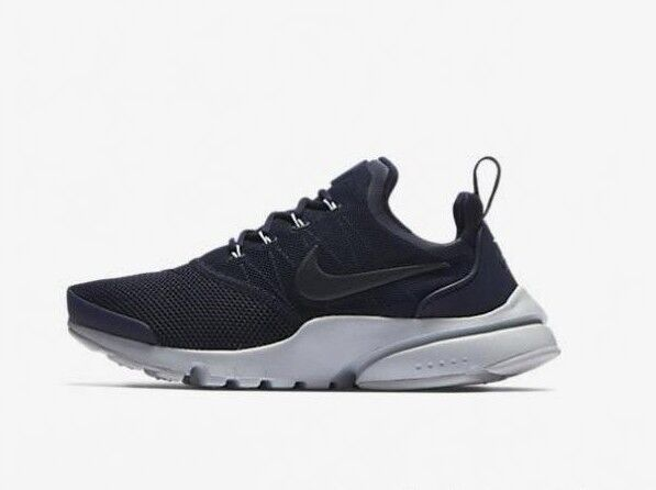NIKE PRESTO FLY (GS) YOUTH SIZE 5.5 EUR 38.5 (913966 401) MIDNIGHT NAVY