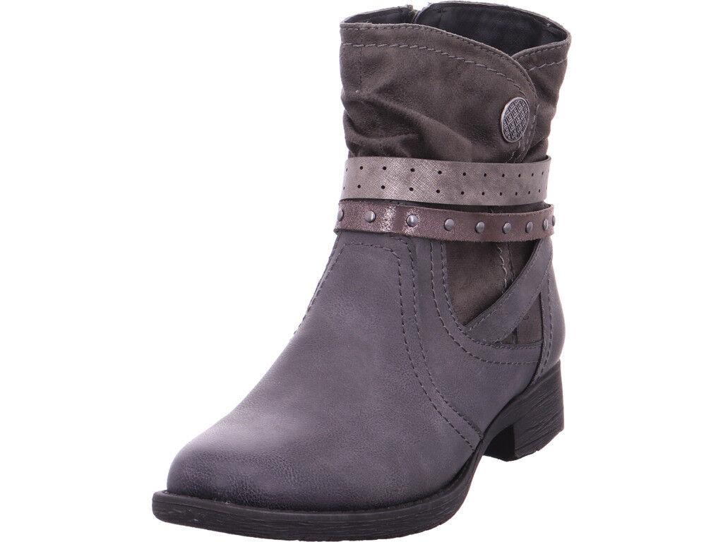 SOFTLINE Femmes Woms Woms Femmes Boots Bottes Gris 72144e