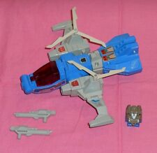 original G1 Transformers headmaster HIGHBROW 100% COMPLETE with HM GORT