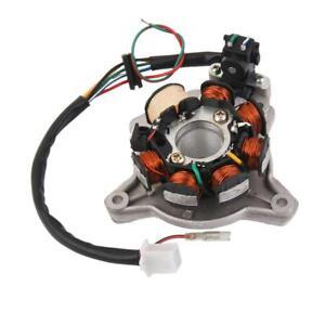 Magnete-Statore-Bobina-Per-CG-125cc-150cc-ATV-Dirt-Bike-Go-Kart-Pit-Bici