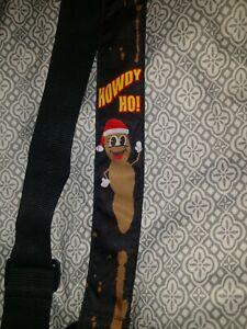 South Park Mr Hankey Howdy Ho Noël Poo Sangle De Guitare Gratuite Usa Livraison Neuf Avec étiquettes-afficher Le Titre D'origine Hp4h3skl-07180837-456030931