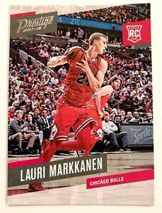 Lauri-Markkanen-rookie-card-2017-18-Panini-Prestige-157-Chicago-Bulls