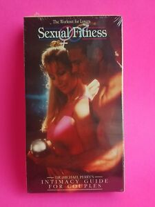 Sexual-Fitness-The-workout-for-Lovers-VHS-BRAND-NEW