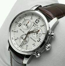 TISSOT T17.1.516.32 T-Sport PRC 200 Cuarzo Cronógrafo Plata Cuadrante Reloj para hombre
