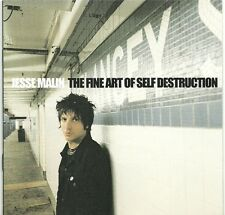 Jesse Malin - The Fine Art Of Self Destruction (CD)