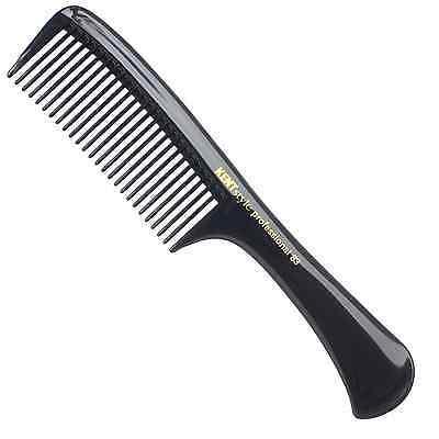 Kent SPC83 220mm Rake Hair Comb Anti Static Unbreakable Professional Styling