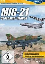 MIG 21 Codename Fishbed ADDON für Microsoft Flight Simulator X 2004 OVP Neuwerti