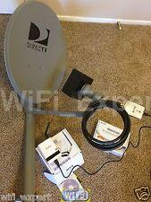 NO DISH ALFA R36 WiFi BiQuad DISH MACH2 V2 Booster Long Range GET FREE INTERNET