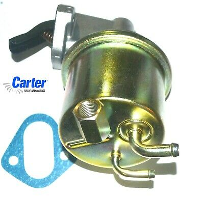Mechanical Fuel Pump Compatible With Chevrolet 1970 1971 1972 1973 1974 1975 1976 1977 1978 1979 1980 1981 Corvette