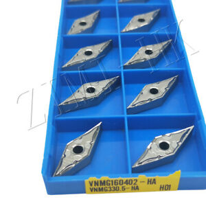 For Aluminum VNMG160408-HA//AK H01 VNMG332-HA CNC carbide Aluminum Turning insert