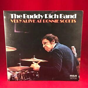 Buddy-Rico-Muy-Alive-At-Ronnie-Scott-039-s-1972GB-Vinilo-LP-Excelente-Estado