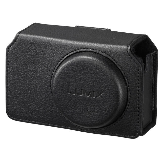 Panasonic Leather Case for TZ60 and TZ70 - Black