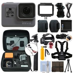 GoPro-HERO6-Black-Waterproof-4K-Camera-Camcorder-Ultimate-Action-Bundle