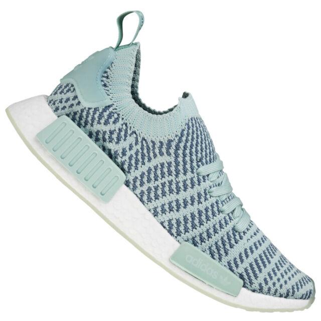 Damen adidas SNEAKERS In blau Größe 38 MODELL Nmd r1 STLT