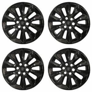 20-034-Gloss-Black-Wheel-Skins-Hubcaps-FOR-2019-2020-2021-Chevy-Silverado-1500
