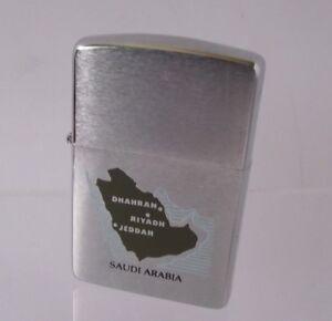 Details about Saudi Arabia Zippo lighter