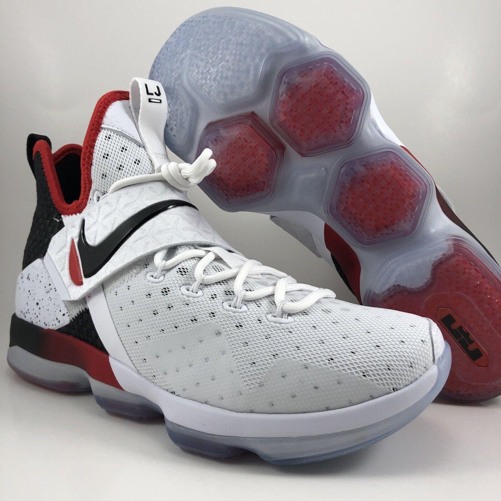 Nike Lebron XIV Flip the Switch Basketball schuhe Mens Größe 10.5 (852405 103)