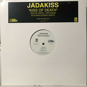 JADAKISS-KISS-OF-DEATH-12-034-2004-RARE-RED-SPYDA-THE-LOX