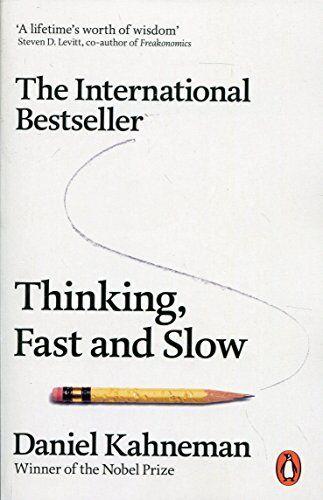 Thinking, Fast and Slow-Daniel Kahneman, 9780141033570