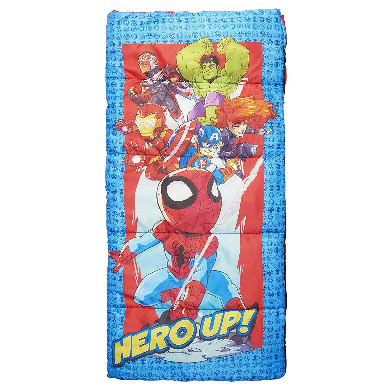 Exxel M-2171SHA9A Superhero Adventures Sleeping Bag