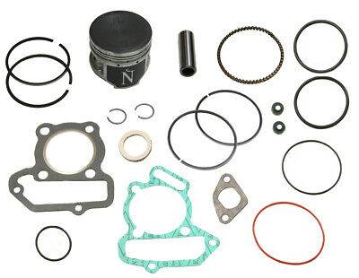 YAMAHA BREEZE GRIZZLY 125 COMPLETE ENGINE GASKET KIT /& OIL SEALS 91-13