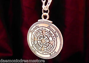 Details about MAGICAL AMULET TO ATTAIN RICHES CONSECRATED Occult Magic  Magick Money Talisman