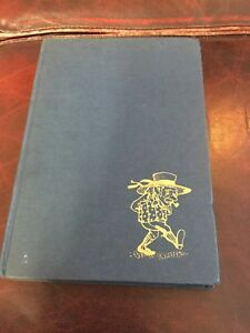 The-Fairy-Tales-Of-Hoffmann-German-Fairy-Tales-1964-Hardback
