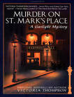 Murder on St. Mark's Place by Victoria Thompson (CD-Audio, 2015)